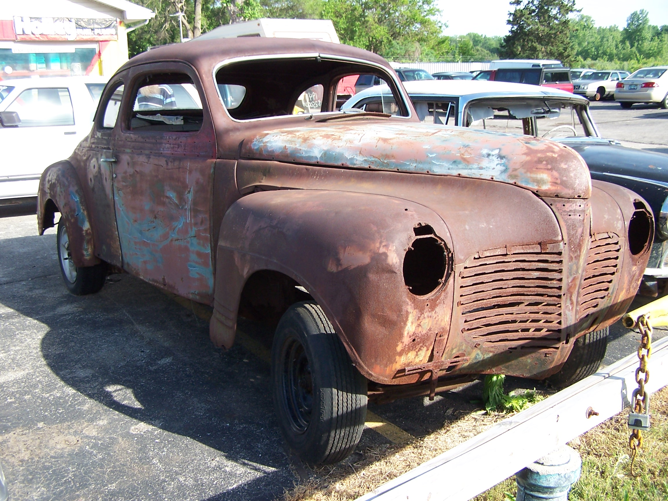 1941 Plymouth Business Coupe Bp Speed Shop 734 242 9525 Cars For Sale