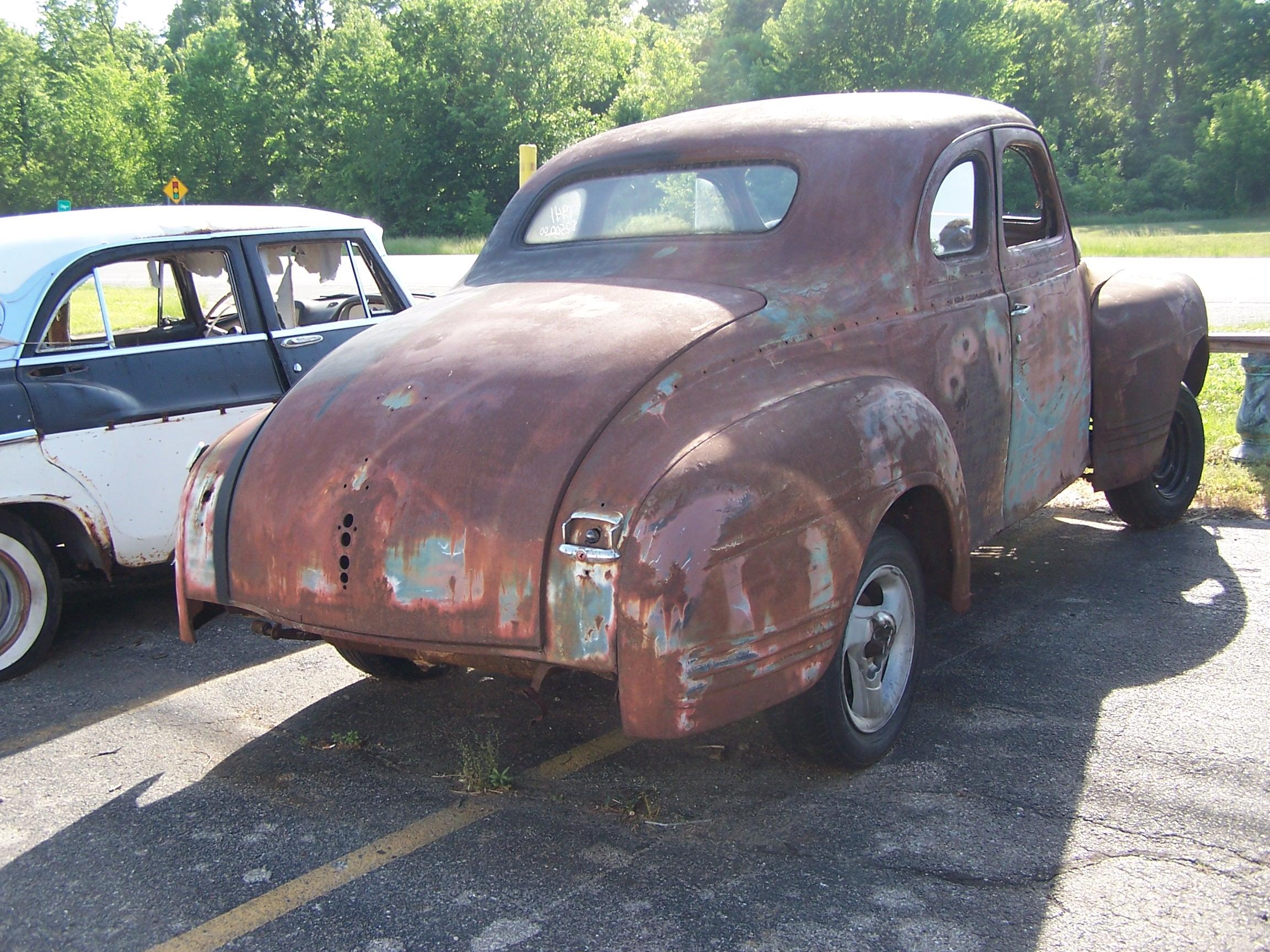 1941 Plymouth Business Coupe Bp Speed Shop 734 242 9525 2 Door Sedan